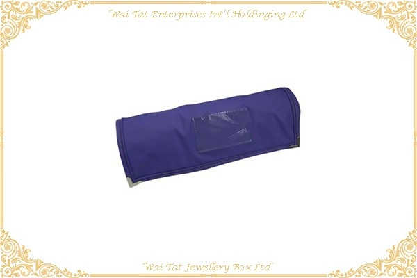 Nylon Fabric Jewellery Travel Roll Bag