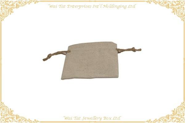 Gunny Fabric Jewellery Bag Gift Bag