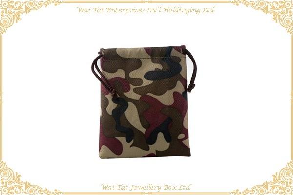 Canvas Fabric Jewellery Bag Gift Bag