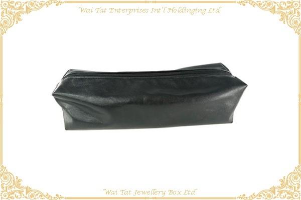 PU + Velvet Cosmetic Bag