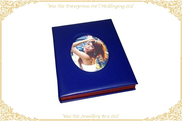 PU Wrapped (MDF) Photo Frame CD Box