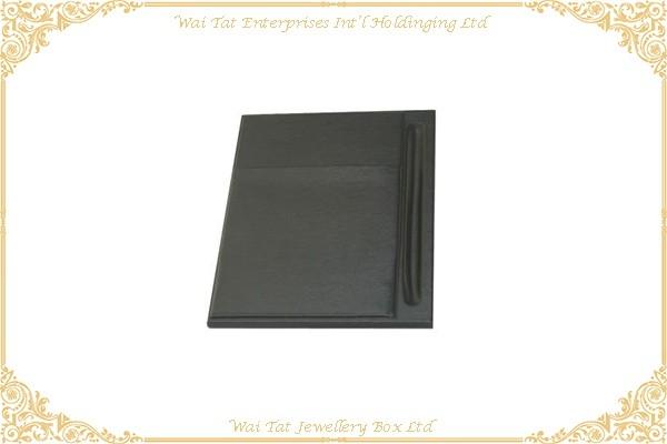PU Wrapped Wood (MDF) Writing Pad