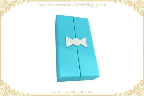 Vinyl Paper Wrapped Cardboard Pen Box