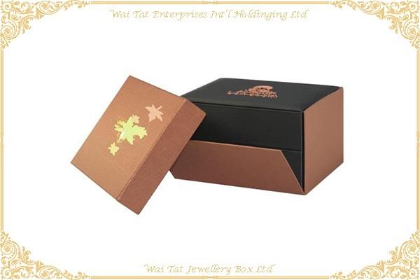 仿皮PU包木(MDF)錶盒